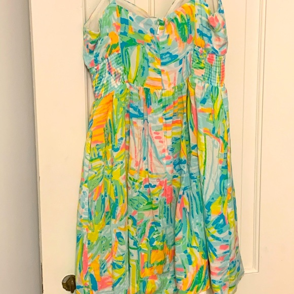Lily Pulitzer size 0 dress.
